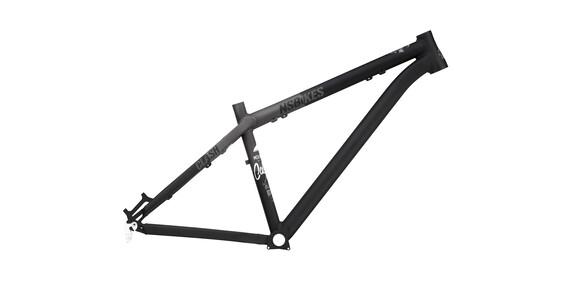 NS Bikes Clash Rahmen flat black